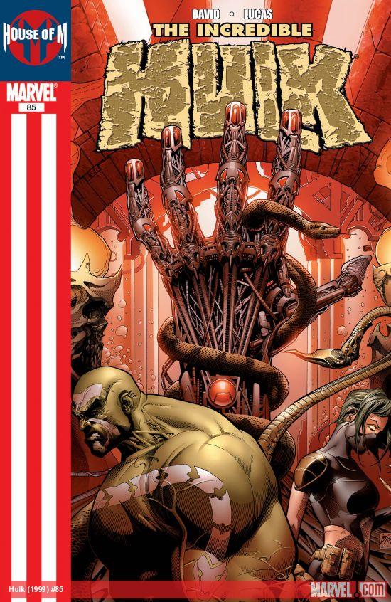 Hulk (1999) #85