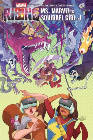 Marvel Rising: Ms. Marvel/Squirrel Girl #1