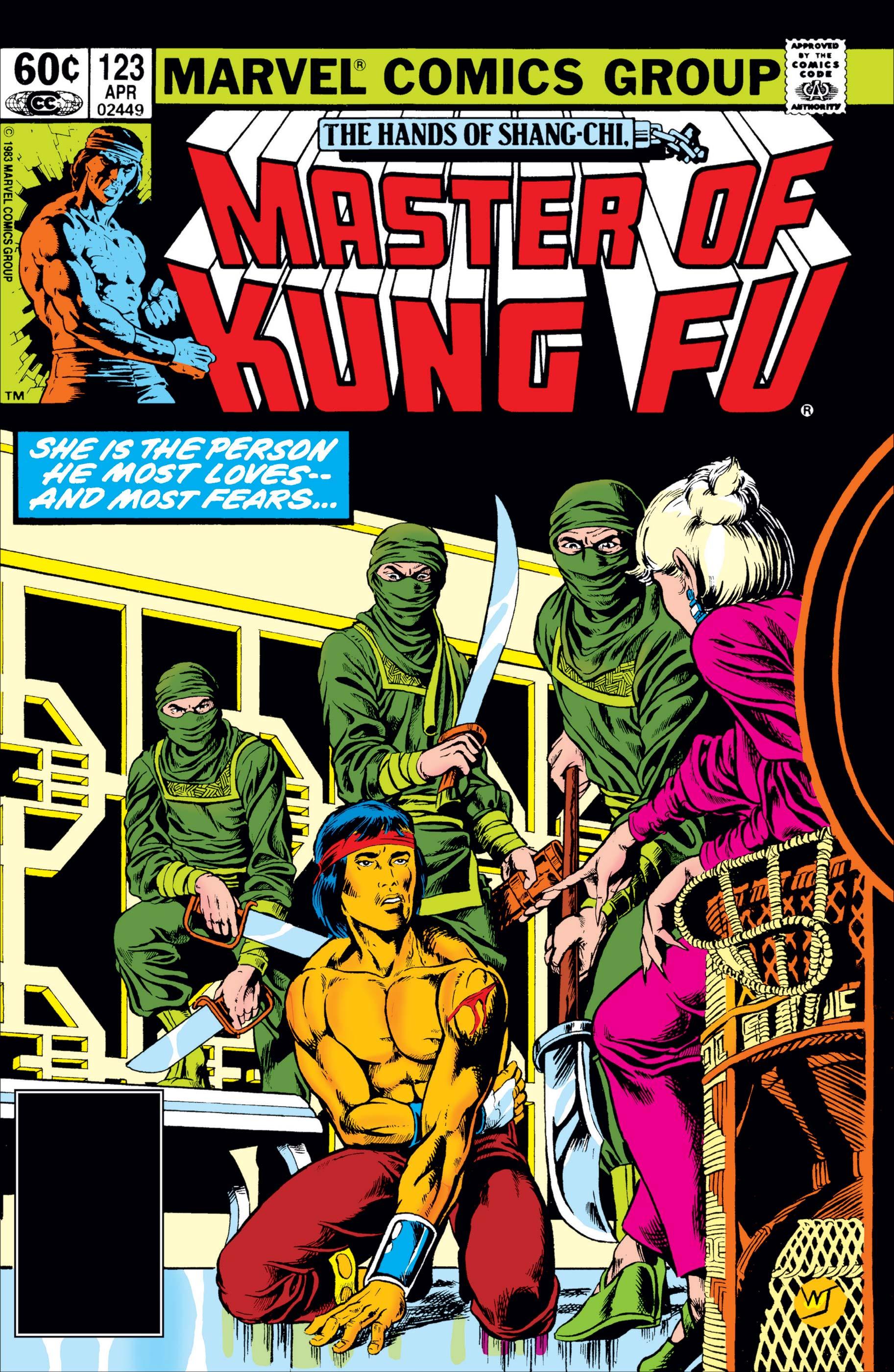 Master of Kung Fu (1974) #123