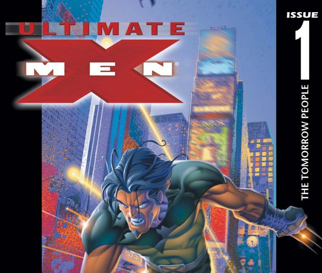 Ultimate X-Men (2001) #1