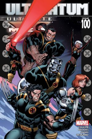 Ultimate X-Men #100
