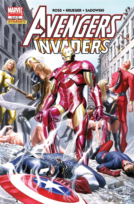 Avengers/Invaders (2008) #2