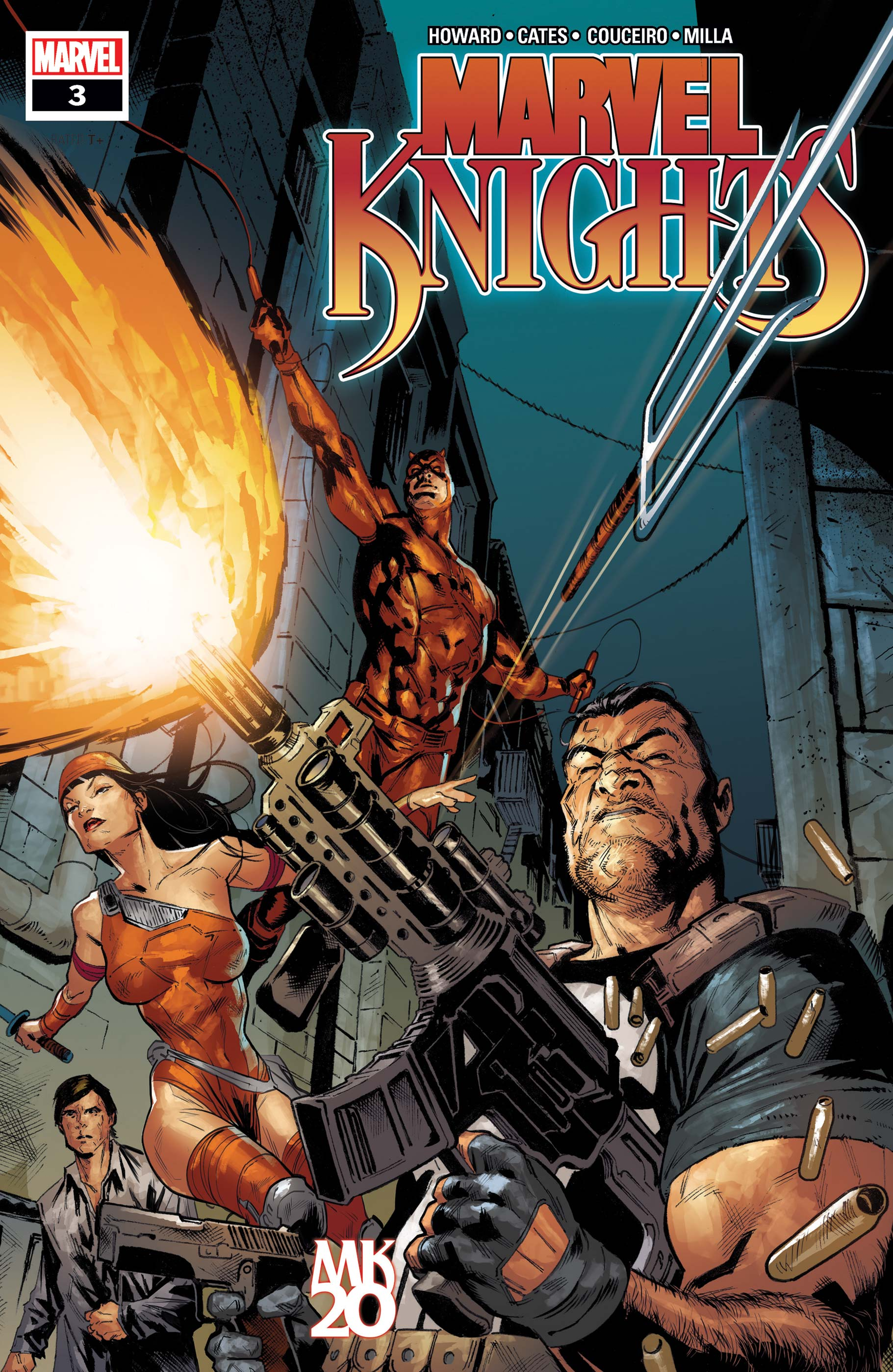 Marvel Knights 20th (2018) #3