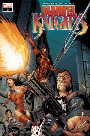 Marvel Knights 20th #3