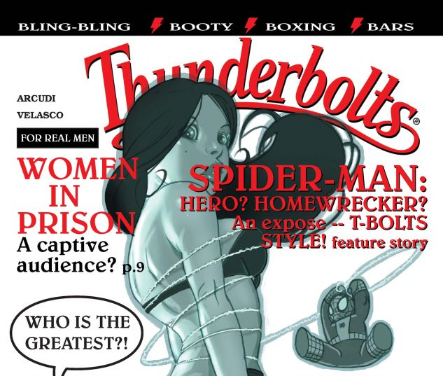THUNDERBOLTS (1997) #80