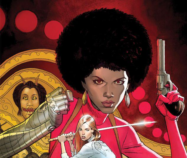 DAUGHTERS OF THE DRAGON: DEEP CUTS MPGN TPB #0