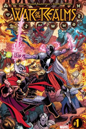 War of the Realms (2019) #1