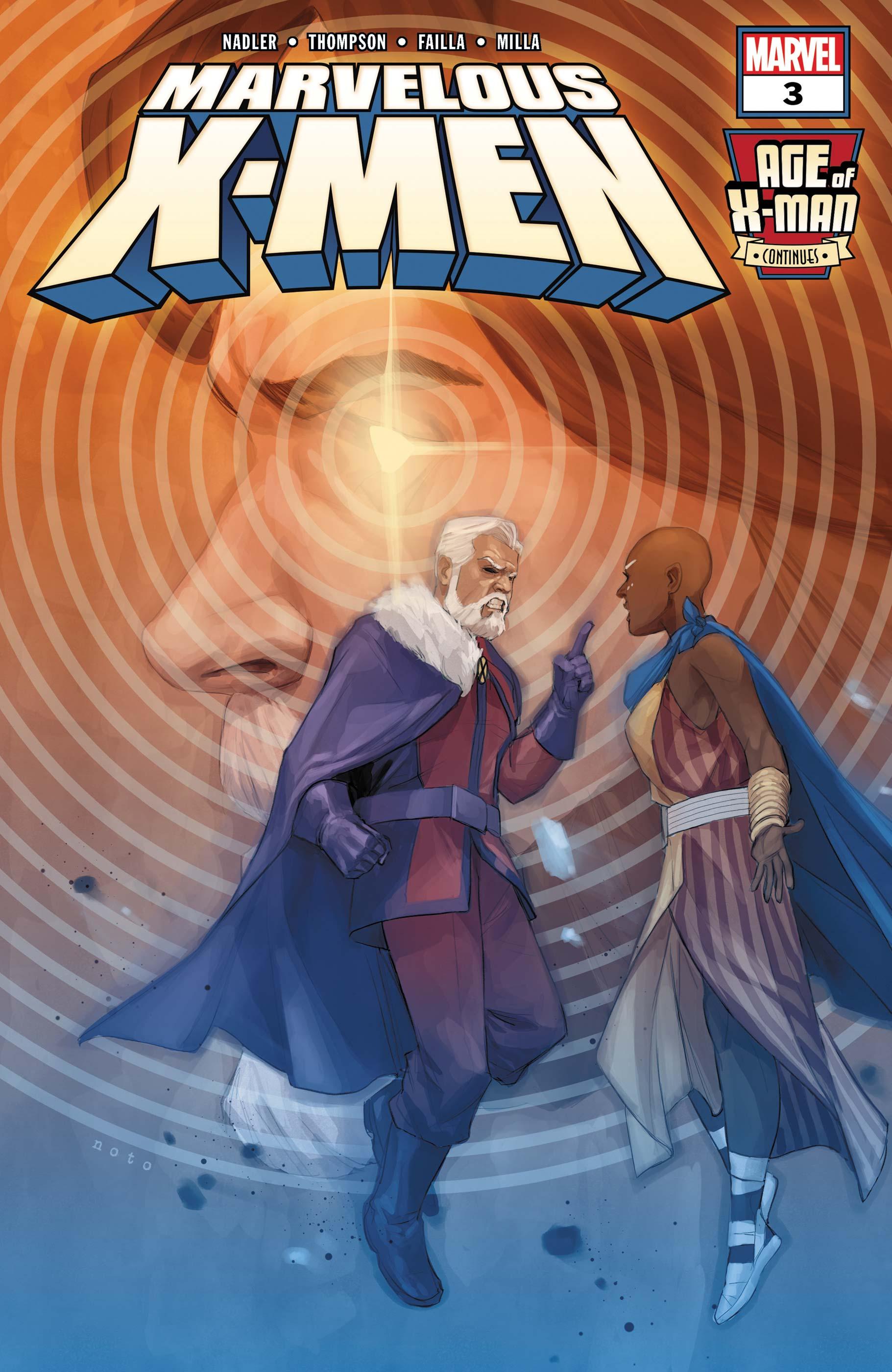 Age of X-Man: The Marvelous X-Men (2019) #3