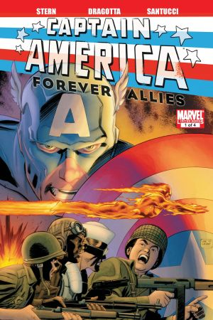 Captain America: Forever Allies #1