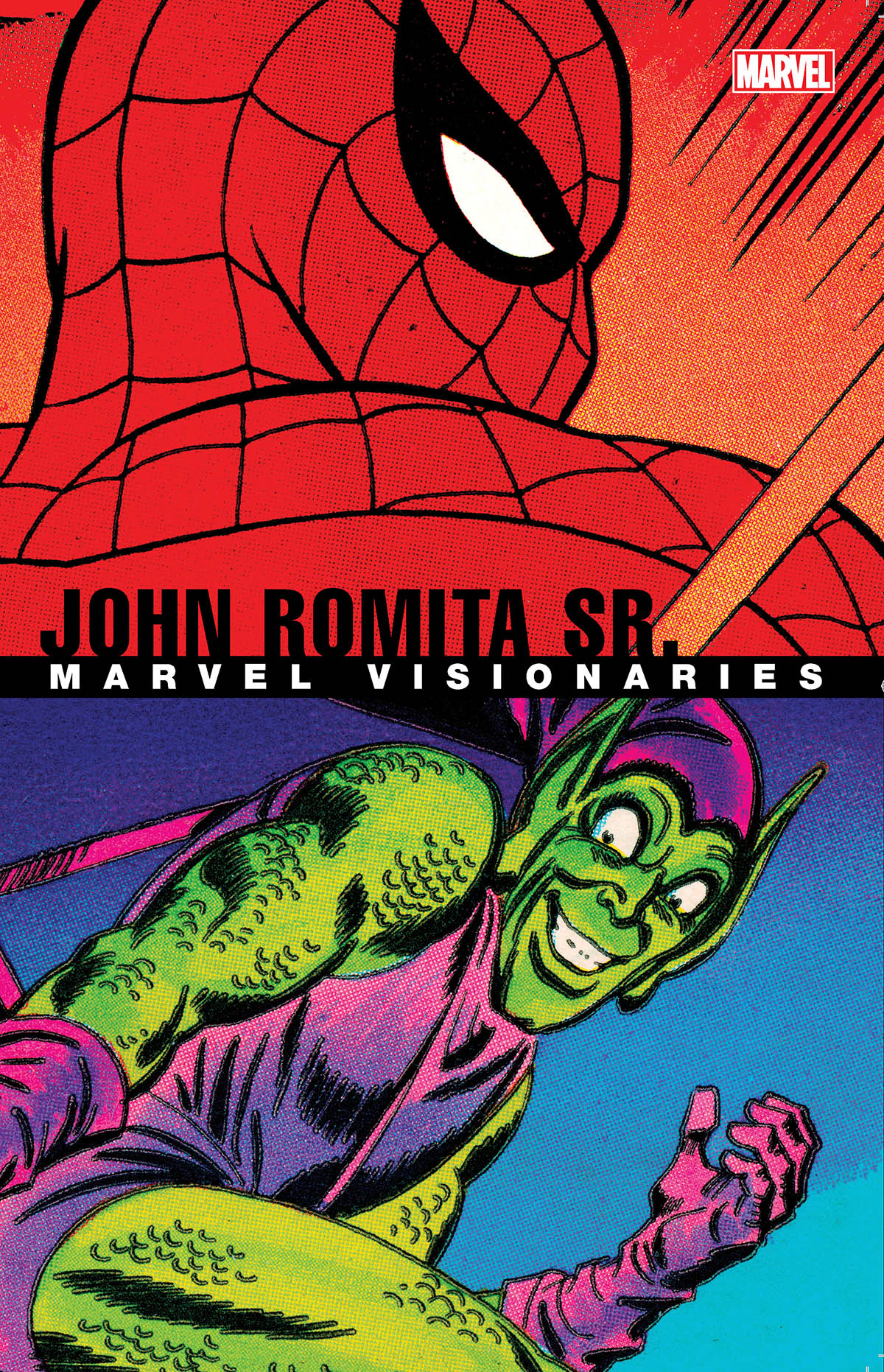 Marvel Visionaries: John Romita Sr. (Trade Paperback) - Comic Issues - Comic Books - Marvel Marvel Visionaries: John Romita Sr. (Trade Paperback) - Comic Issues - Marvel - 웹