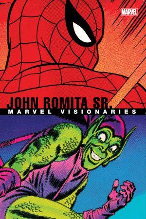 Marvel Visionaries: John Romita Sr. (Trade Paperback)