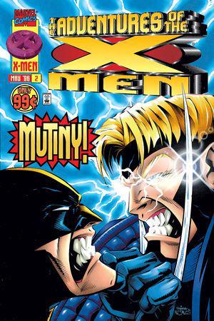Adventures of the X-Men #2