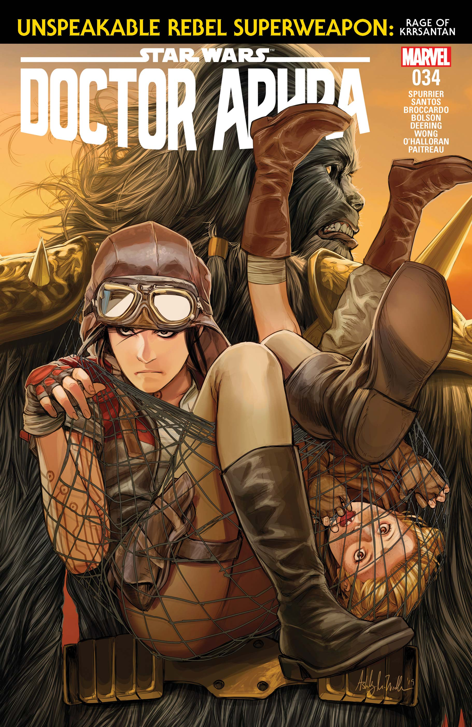 Star Wars: Doctor Aphra (2016) #34
