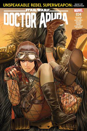 Star Wars: Doctor Aphra #34