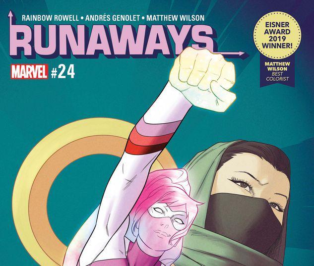 Runaways #24