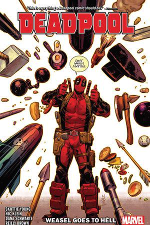 Deadpool by Skottie Young Vol. 3: Weasel Goes To Hell (Trade Paperback)