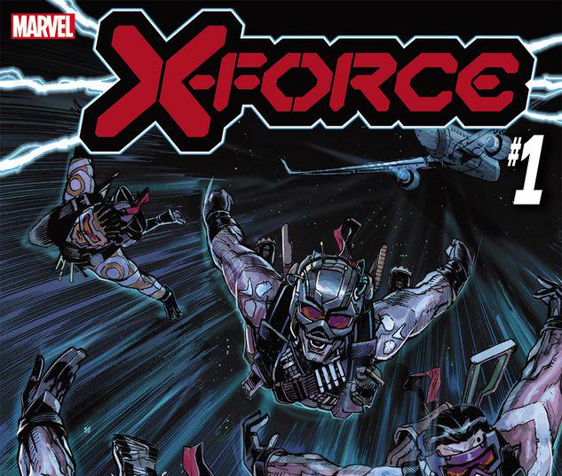 X-FORCE 1 DIRECTOR'S CUT EDITION #1