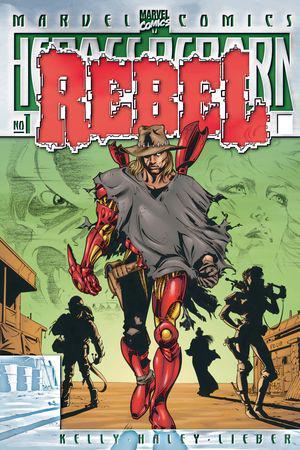 Heroes Reborn: Rebel (2000) #1
