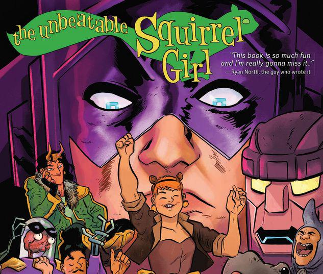 THE UNBEATABLE SQUIRREL GIRL VOL. 12: TO ALL THE SQUIRRELS I LOVED BEFORE TPB #12
