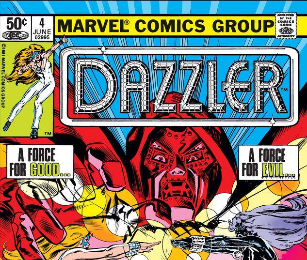 Dazzler #4