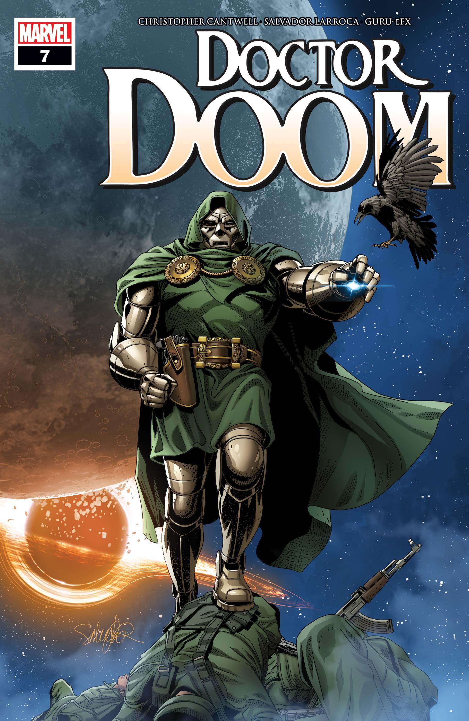 Doctor Doom (2019) #7