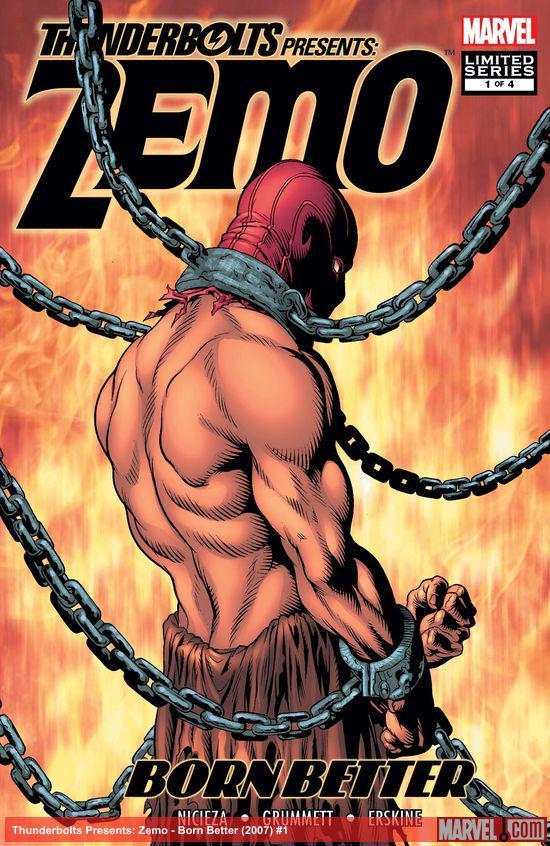Thunderbolts Presents: Zemo - Born Better (2007) #1