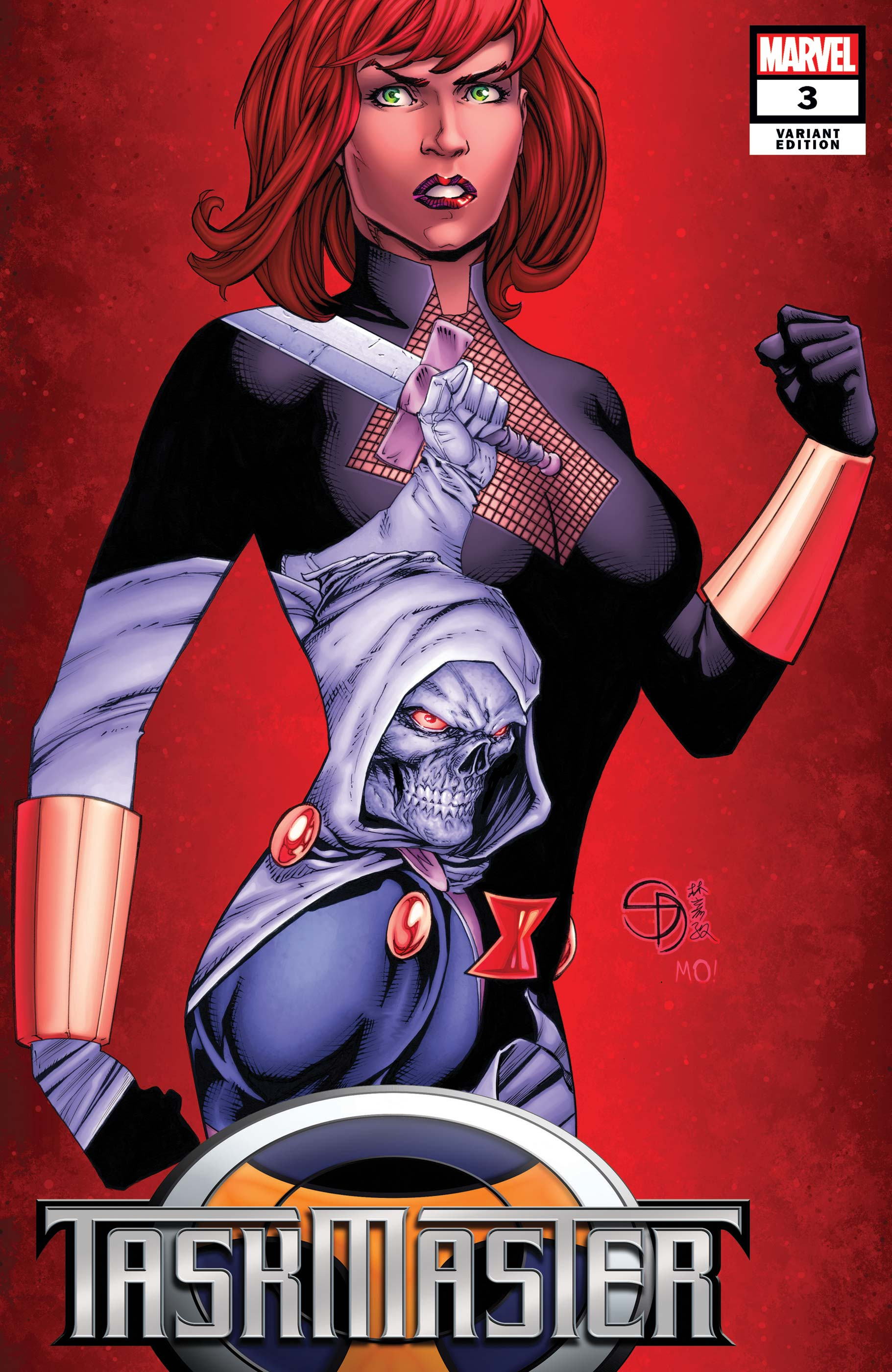 Taskmaster (2020) #3 (Variant)