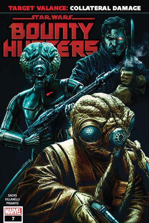 Star Wars: Bounty Hunters (2020) #7