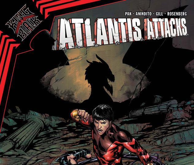 Atlantis Attacks #5
