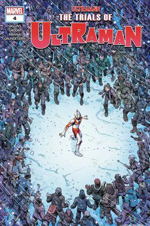 The Trials of Ultraman #4