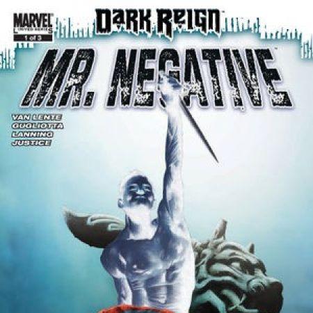 Dark Reign: Mister Negative (2009)