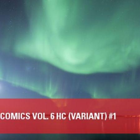 Marvel Masterworks: Golden Age Marvel Comics Vol. 6 (Variant) (Hardcover)