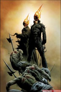 Ghost Riders: Heavens on Fire (2009) #1
