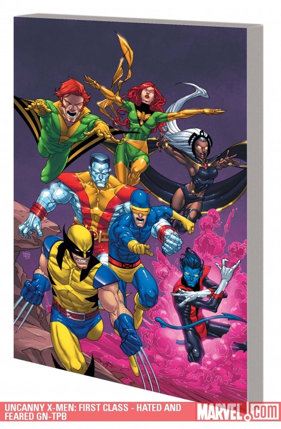Uncanny X-Men: First Class - Hated and Feared GN-TPB (Graphic Novel)