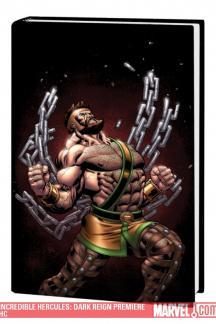 Incredible Hercules: Dark Reign (Hardcover)