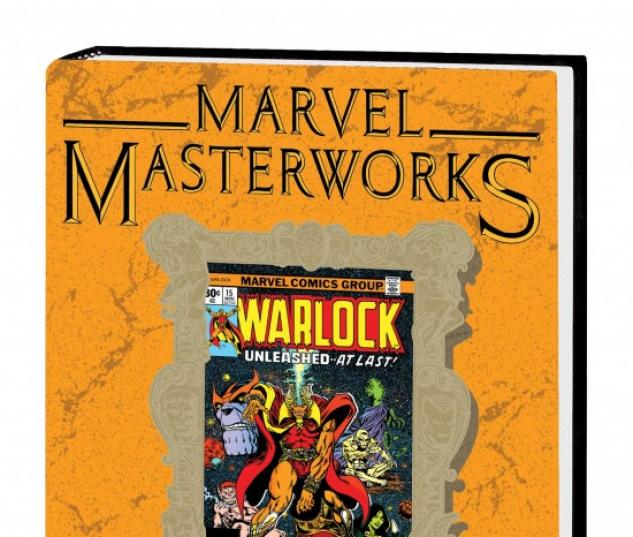 MARVEL MASTERWORKS: WARLOCK (VARIANT)
