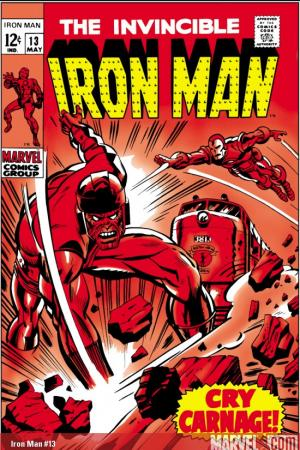 Iron Man (1968) #13