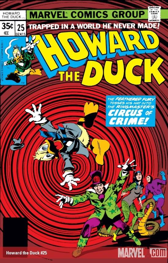 Howard the Duck (1976) #25
