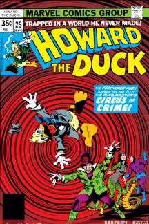 Howard the Duck (1976) #25