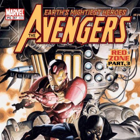 Avengers #67