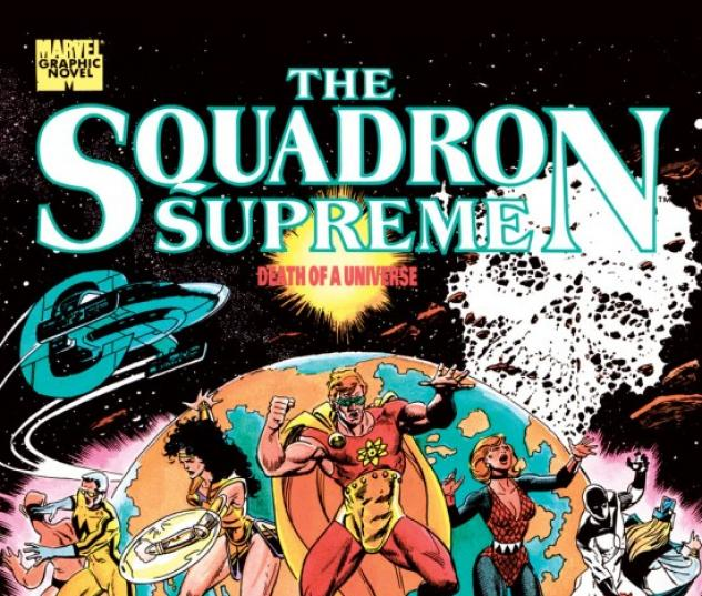 Squadron Supreme: Death of a Universe