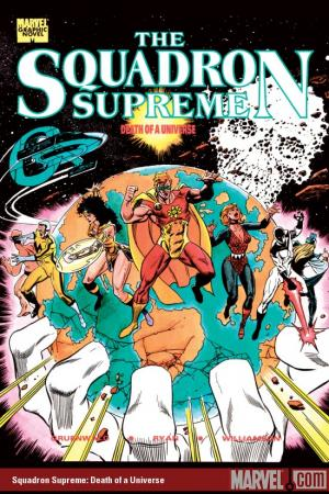 SQUADRON SUPREME: DEATH OF A UNIVERSE GRAPHIC NOVEL 1 (1989) #1