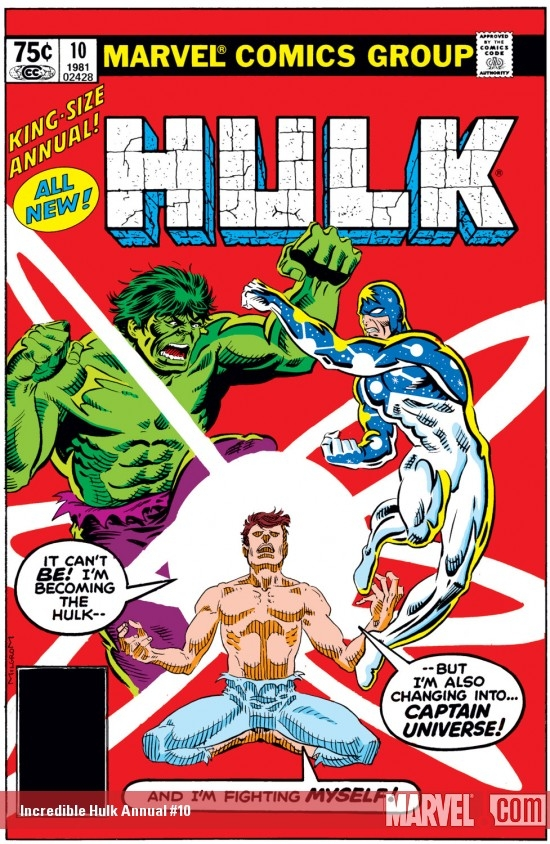 Incredible Hulk Annual (1968) #10