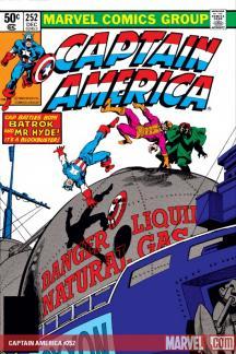 Captain America (1968) #252