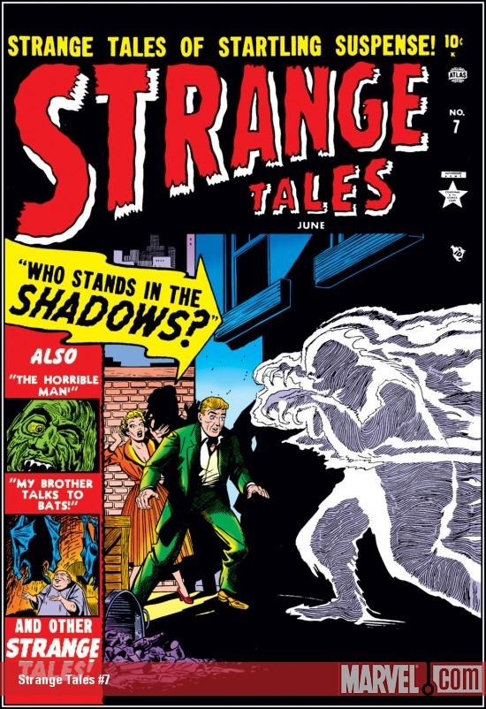 Strange Tales (1951) #7