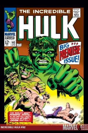 Incredible Hulk (1962) #102