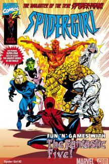 Spider-Girl (1998) #3