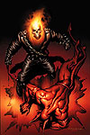 Ghost Rider (2006) #2
