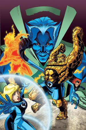 Marvel Adventures Fantastic Four #14