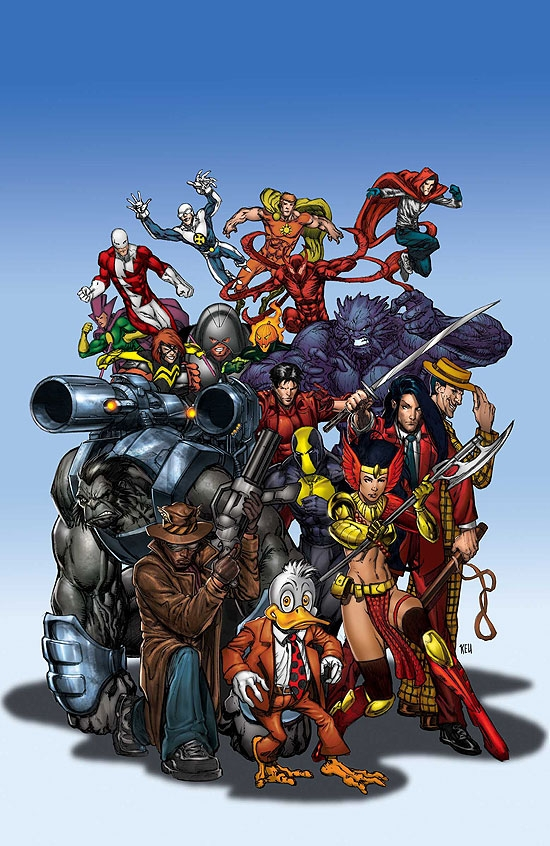 All-New Official Handbook of the Marvel Universe A to Z (2006) #5